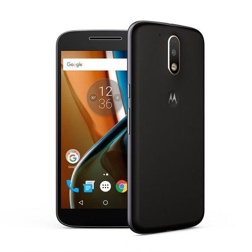 Motorola Moto G4 16GB SIM-Free Smartphone Black - £149.00 @ Amazon (or Tesco)