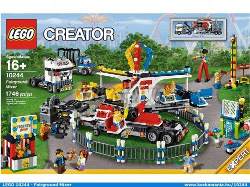 John Lewis Lego Fairground Mixer 10244 £99.99 (RRP £119.99)
