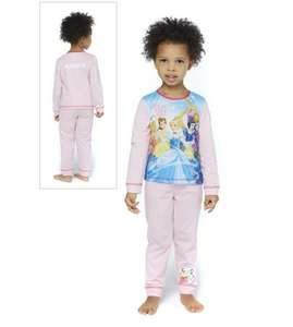 Disney Dream Big Personalised pyjamas £4.49@studio Free delivery for new customers