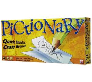 Pictionary 25% off - £16.49 at Argos