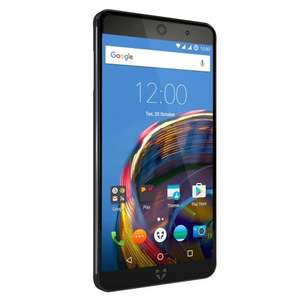 Wileyfox Swift 2 Plus SIM-Free with Screen Replacement Card and Hard Case - Midnight Blue £149.99 @ Amazon