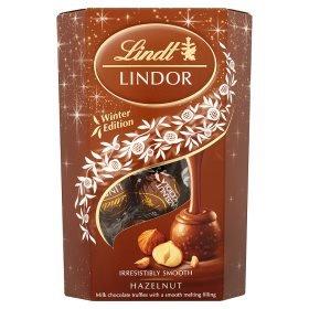 Lindor Truffles 200g, 3 for £10 at ASDA