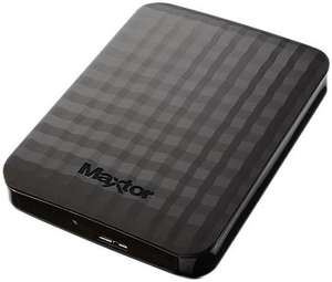 4Tb Maxtor External HDD £55.60 on BACKORDER! RS Online MISPRICE!