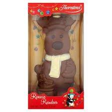 Thornton chocolate reindeer £3.50 instore @ Lidl