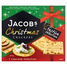 Jacobs Festive Christmas Crackers 450g for £1.99 @ Home Bargains