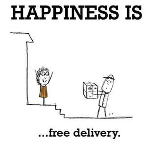 Free delivery across across various retailers (some express delivery - no min spend) - see post