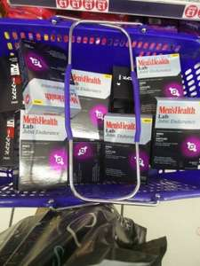 Mens Health Labs Joint Endurance, 40 tablets £1 Poundworld