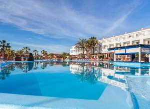 Fuerteventura All Inclusive Christmas Holiday from Bristol 2 adults @ Easyjet Holidays + 3.3% Quidco/TCB