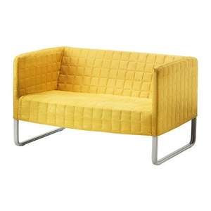 KNOPPARP yellow two-seat sofa for £49 instead of £79 @ IKEA Tottenham / Edmonton (for IKEA FAMILY members)