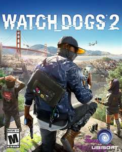 Watch dogs 2 - PS4/XBOX1 £27.99 + More Games on offer @ Amazon