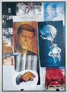 Two for One Robert Rauschenberg Tickets @ Tate Modern £16.80 Offer Expires: 02 April 2017