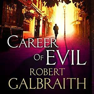 Career of Evil (Robert Galbraith) 99p @ Amazon