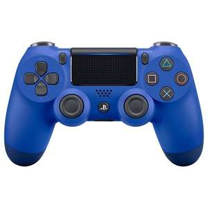 PS4 DualShock 4 Wireless Controller (v2), Wave Blue £37.99 johnlewis