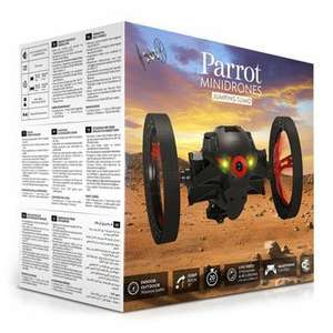 Parrot Black Jumping Sumo Mini Rolling Refurbished £29.99 @ Scan
