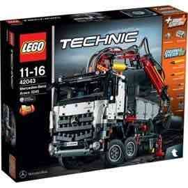 Lego technics Mercedes Benz arcos 42043 £82.48 Tesco direct