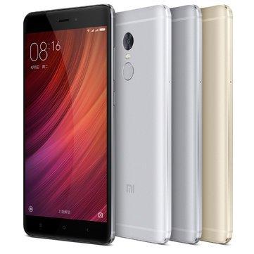Xiaomi Redmi 4 5.0 inch 2.5D Fingerprint 3GB RAM 32GB ROM Snapdragon 625 Octa-core 4G Smartphone - Banggood - £117.24