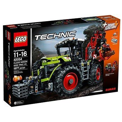 LEGO Technic Claas Xerion 5000 Trac Vc 42054 £59.40 @ Tesco Direct