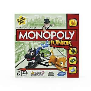Monopoly Junior another brilliant game bargain!! £6.26  (Prime) / £11.01 (non Prime) at Amazon