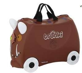 Gruffalo Trunki with free Gruffalo 16-inch Soft Toy £26.72 Tesco