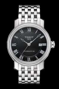 Tissot Men's Bridgeport Powermatic 80 - automatic Swiss watch - £334.22 Amazon Global Store