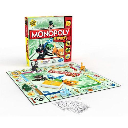 Monopoly Junior - Tesco Direct