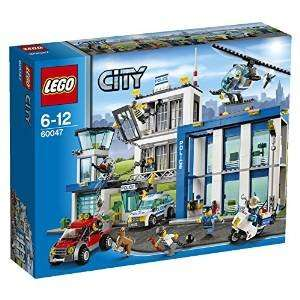 lego city police station 60047 £42.88 at amazon prime exclusive