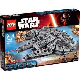 LEGO Star Wars Millennium Falcon 75105 at Tesco - £68.96
