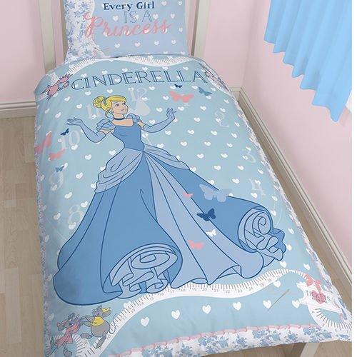 Disney Princess Cinderella Single Duvet Set, £9.99 at Toys R Us, Free click & collect