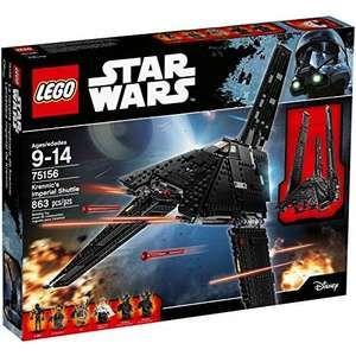 LEGO Star Wars 75156 Krennic's Imperial Shuttle Building £50.15 Amazon