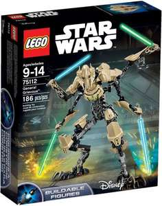 Lego General Grievous 75112 £16.47 at Tesco Direct