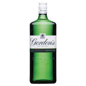 Gordon's Special Dry London Gin 1L Was £19 Now £15 @ Morrisons Online and in store.
