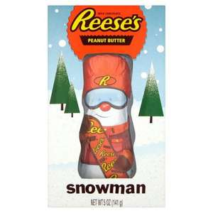 Reese's Peanut Butter Snowman 141G @ Tesco was £5 now £3. Great little stocking filler for Reese lovers.