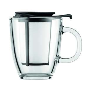 Bodum Yoyo Mug & Tea Strainer Set £6.99 @ Currys (free C+C)