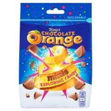 Terrys Chocolate Orange Minis Toffee 125G / Exploding Candy 125G - 2 for £1.50 @ tesco