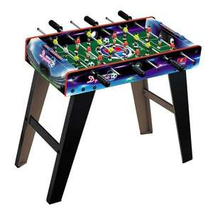 Table football! great fun at christmas! Half Price with code was £38 now £19