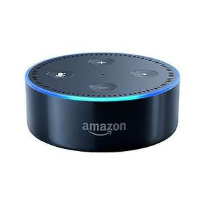 Amazon Echo Dot £44.95 + 2 year guarantee @ John Lewis