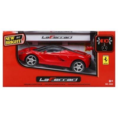 New Bright RC La Ferrari 1:24 ~ £4.69 @ Tesco Direct