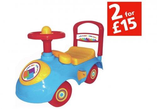 Chad Valley Ride-On £9.99 Argos