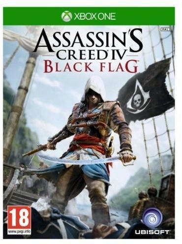Assassin's Creed IV 4: Black Flag Xbox One - Digital Code £5.99 @ CD Keys