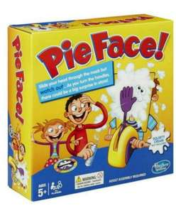 Pie Face free click & collect @ Tesco