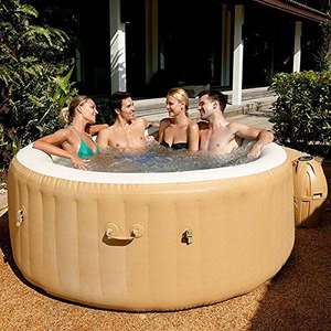 Lay-Z-Spa Palm Springs inflatable hot tub down to £299.34 at Amazon (unfortunately not a time machine!)