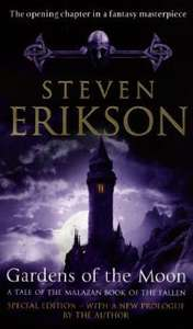 First in the series Fantasy books £1.99 on Kindle @ Amazon (Steven Erikson, R. Scott Bakker, Stella Gemmell, Anthony Ryan et al)