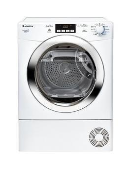 Candy GVH D913A2C 9kg Heat Pump Tumble Dryer - White - £389.99 @ Very