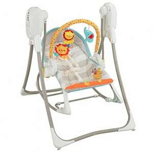 Fisher price 3 in 1 swing and rocker £81.50 @ Amazon