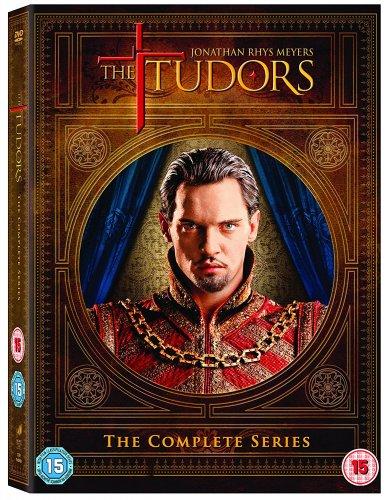 The Tudors - Complete Season 1-4 [13*DVDs] £10.99 prime / £13.98 non prime @ Amazon