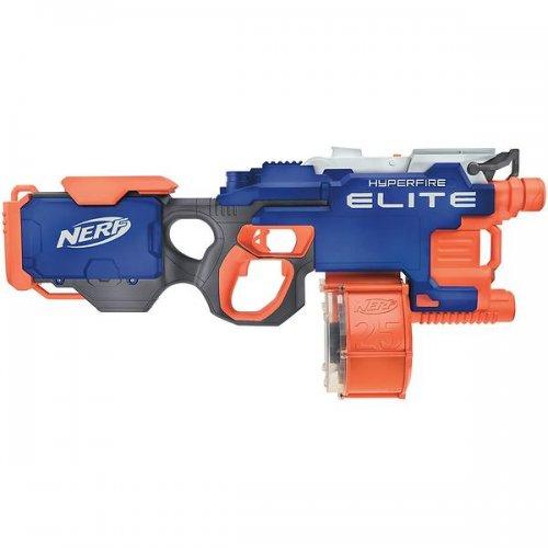 Nerf N-Strike Elite Hyperfire Blaster £16.50 @ Tesco - Free c&c