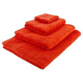 8 Tesco Bath 100% Cotton Towels for £30 - Free C&C