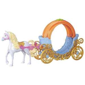Disney Princess Cinderella's transforming carriage £14.85 @ Tesco Direct