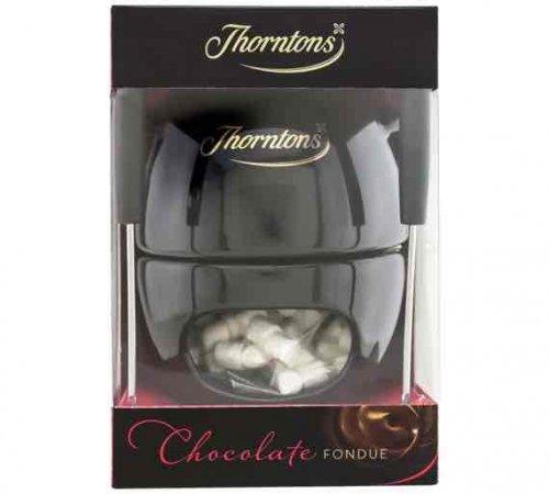 Thorntons chocolate fondue set half price £9.99 at Argos
