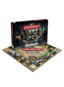 Monopoly - Assassins Creed Syndicate now £15 @ eBay / Winning-Moves